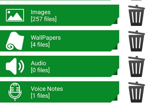 WCleaner for WA Ekran Görüntüleri - 3