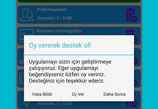 WhatsApp Cleaner Ekran Görüntüleri - 1