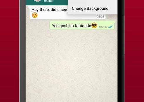 WhatsApp için Sahte Konuşma Ekran Görüntüleri - 4