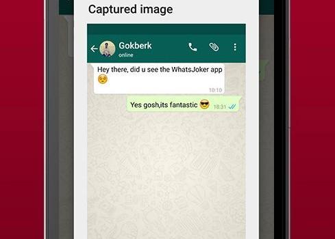 WhatsApp için Sahte Konuşma Ekran Görüntüleri - 3