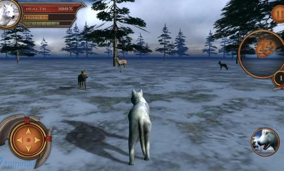 White Wolf Simulator Ekran Görüntüleri - 2