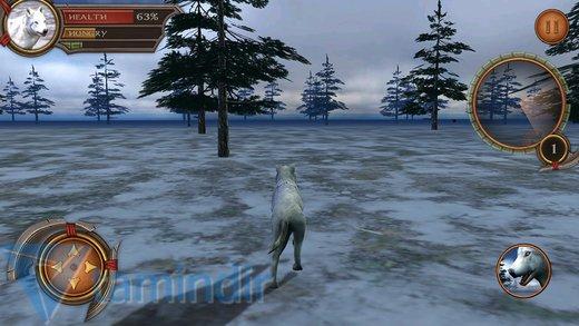 White Wolf Simulator Ekran Görüntüleri - 1