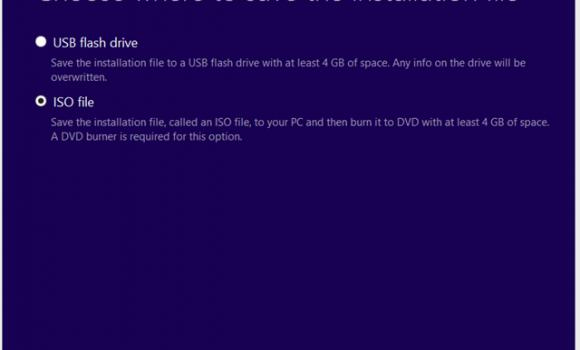 Windows 8.1 Yükleme Medyası Oluşturma Aracı Ekran Görüntüleri - 4