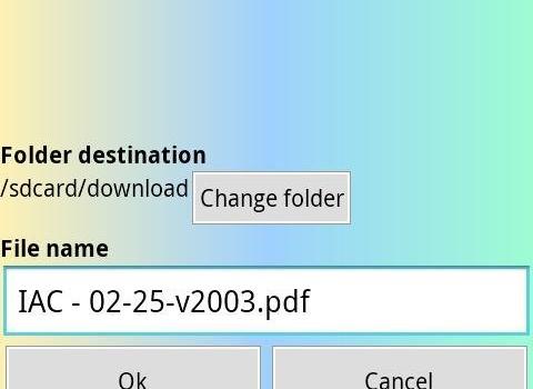 Word to PDF Ekran Görüntüleri - 3