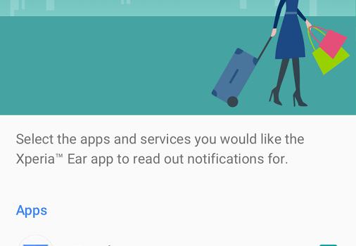 Xperia Ear Ekran Görüntüleri - 4