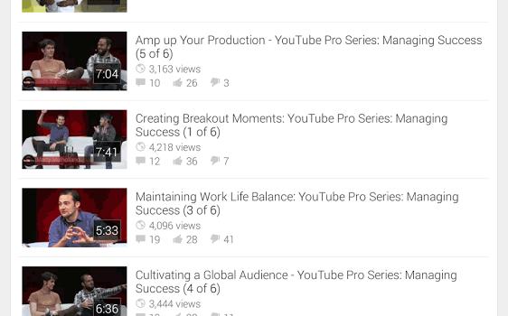 YouTube Creator Studio Ekran Görüntüleri - 5