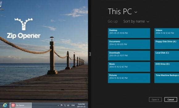 Zip Opener Ekran Görüntüleri - 3
