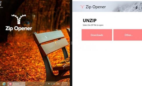 Zip Opener Ekran Görüntüleri - 2