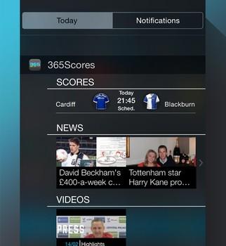 365Scores Ekran Görüntüleri - 1