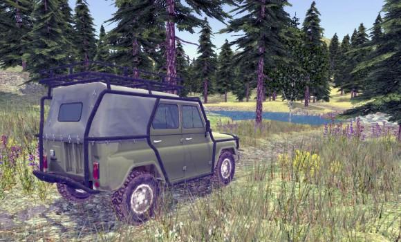 4x4 SUVs Russian Off-Road 2 Ekran Görüntüleri - 1