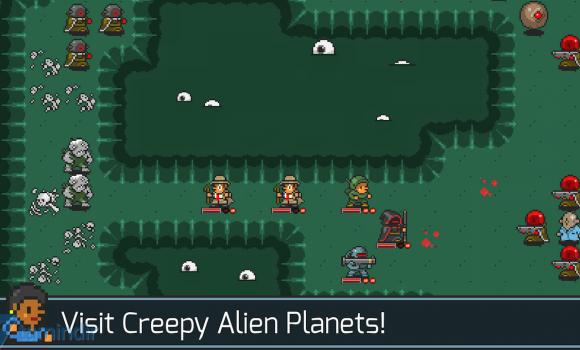 Alien Star Menace Ekran Görüntüleri - 3