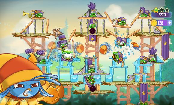 Angry Birds Stella Ekran Görüntüleri - 6