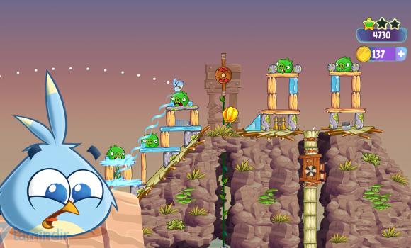 Angry Birds Stella Ekran Görüntüleri - 5