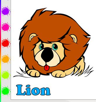 Animals Paint Ekran Görüntüleri - 3