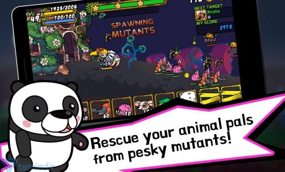 Animals vs. Mutants Ekran Görüntüleri - 8