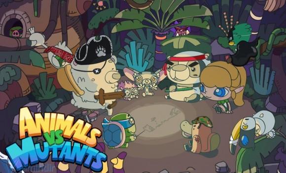 Animals vs. Mutants Ekran Görüntüleri - 1