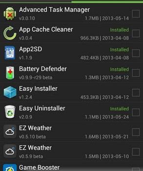 App Backup & Restore Ekran Görüntüleri - 3