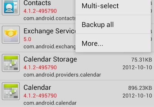AppWererabbit Backup Ekran Görüntüleri - 5