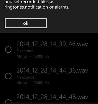 Automatic Call Voice Recorder Ekran Görüntüleri - 1