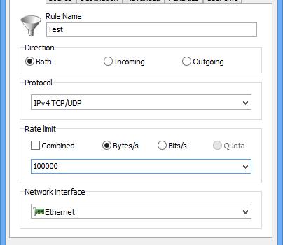 Bandwidth Manager Ekran Görüntüleri - 4