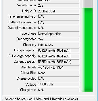 BatteryMon Ekran Görüntüleri - 2