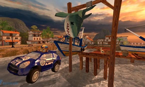 Beach Buggy Racing Ekran Görüntüleri - 2
