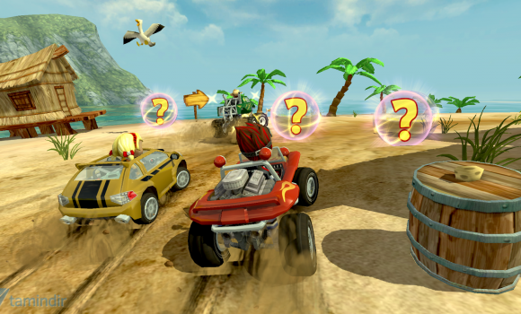 Beach Buggy Racing Ekran Görüntüleri - 4