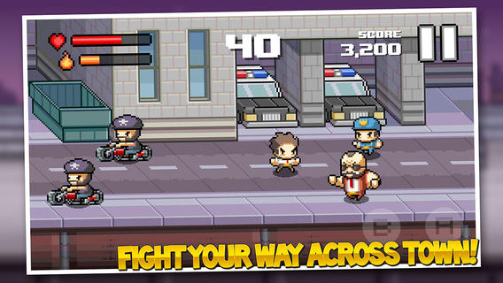 Beatdown! Ekran Görüntüleri - 4