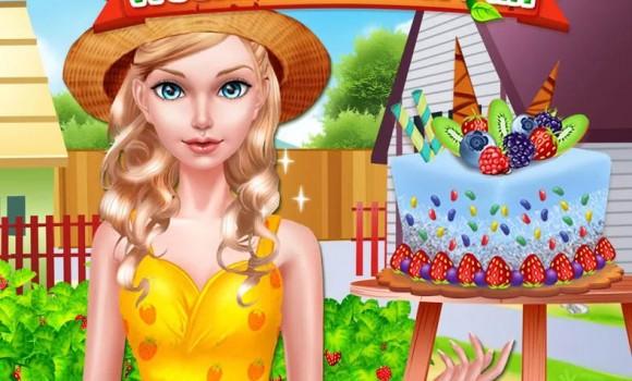 Berry Farm: Girls Pastry Story Ekran Görüntüleri - 4