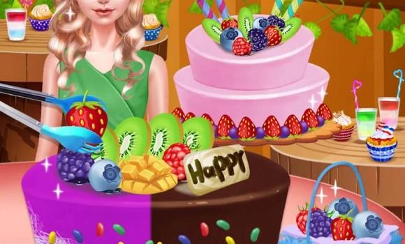 Berry Farm: Girls Pastry Story Ekran Görüntüleri - 1