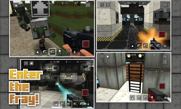 Block Fortress Ekran Görüntüleri - 4