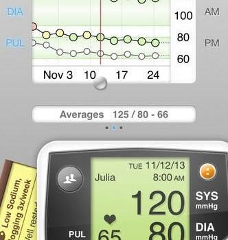 Blood Pressure Ekran Görüntüleri - 1