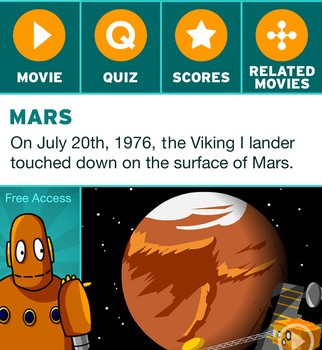 BrainPOP Featured Movie Ekran Görüntüleri - 5