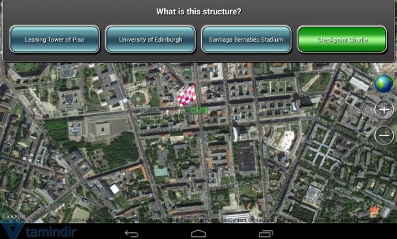 Bullseye! Geography Challenge Ekran Görüntüleri - 2