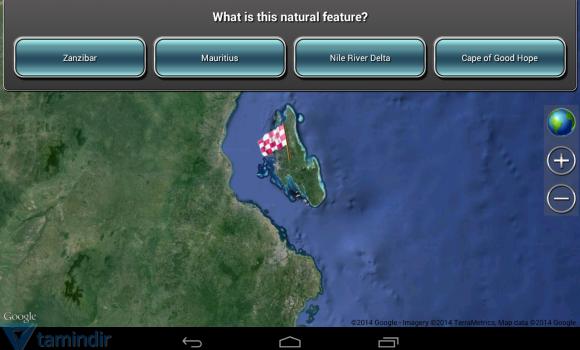 Bullseye! Geography Challenge Ekran Görüntüleri - 1