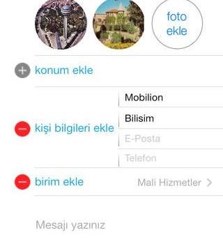 Çankaya Mobil Belediye Ekran Görüntüleri - 3