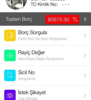Çankaya Mobil Belediye Ekran Görüntüleri - 2