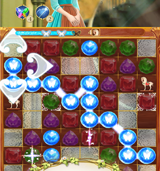 Cinderella Free Fall Ekran Görüntüleri - 5