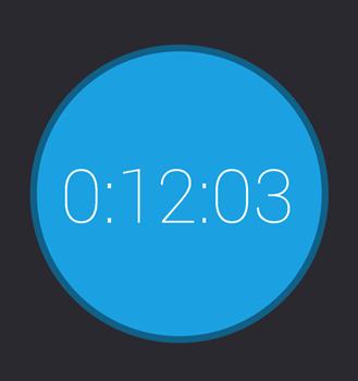 Circle Stopwatch Ekran Görüntüleri - 4