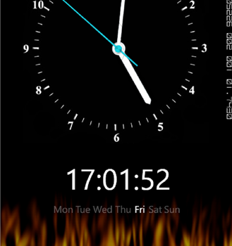 Clock on Fire Ekran Görüntüleri - 2