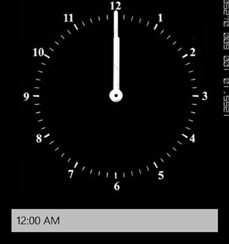Clock on Fire Ekran Görüntüleri - 1