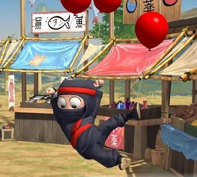 Clumsy Ninja Ekran Görüntüleri - 3