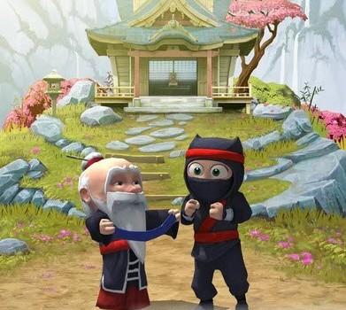Clumsy Ninja Ekran Görüntüleri - 2