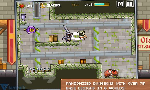Devious Dungeon Ekran Görüntüleri - 1
