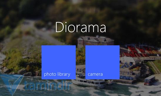 Diorama Ekran Görüntüleri - 2