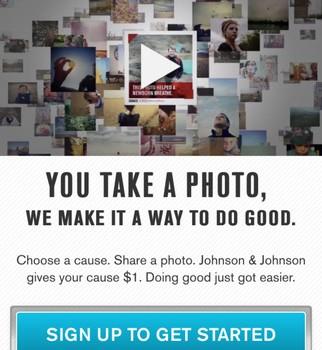 Donate a Photo Ekran Görüntüleri - 5