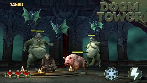 Doom Tower Ekran Görüntüleri - 2