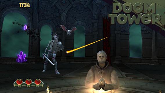 Doom Tower Ekran Görüntüleri - 1