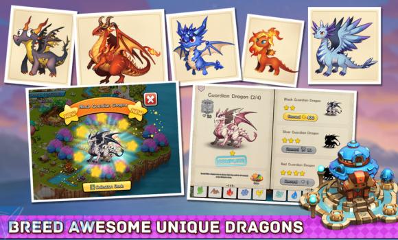 Dragon Friends Ekran Görüntüleri - 4