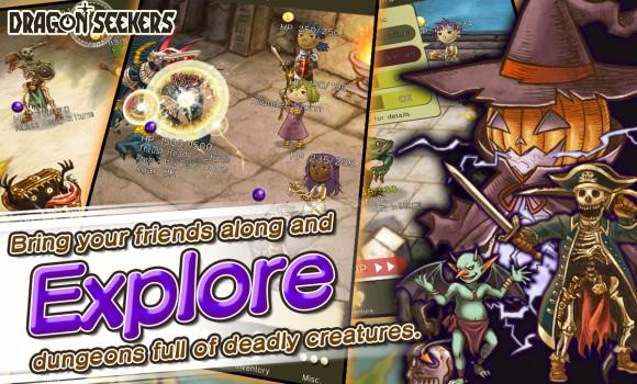Dragon Seekers Ekran Görüntüleri - 1